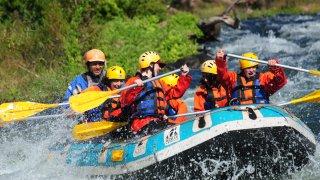 voyage nord-ouest Salta sport rafting
