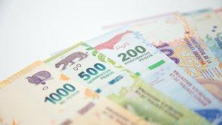 Monnaie en Argentine