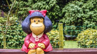 Quino s'en va, Mafalda reste!