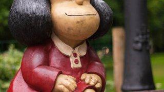 Quino Mafalda dessinateur argentin
