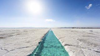 Grandes salines voyage salta argentine