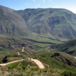 Cuesta del Obispo & Quebrada del Escoipe