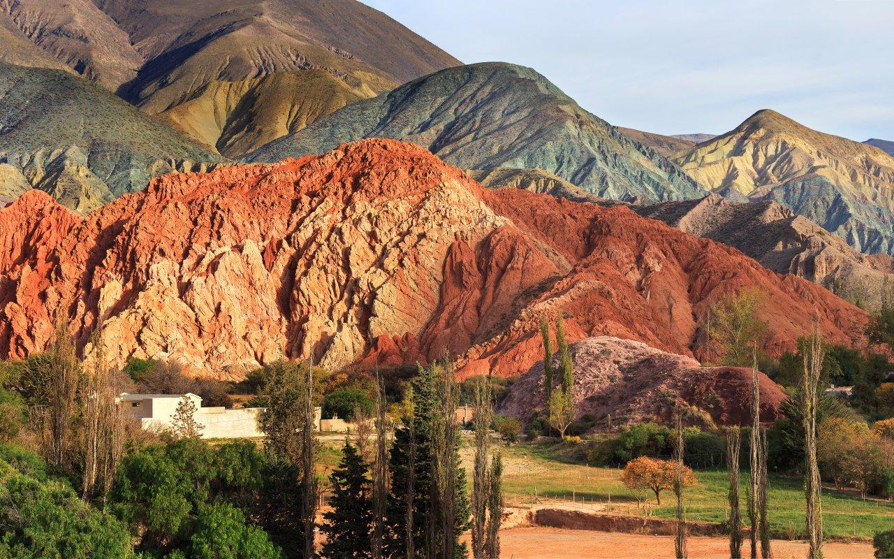 Sites Unesco nord argentine voyage salta