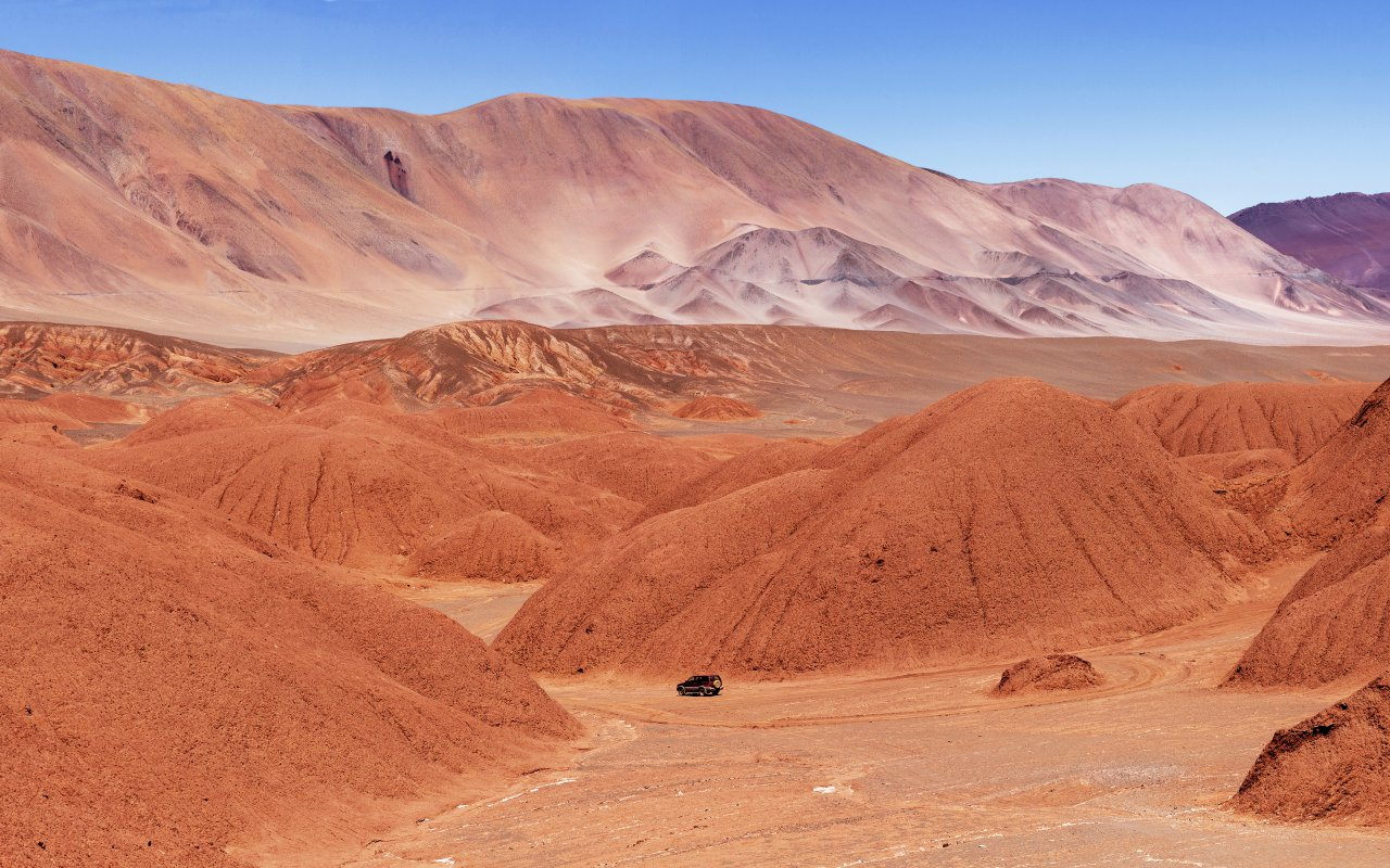 Tolar grande la Puna Salta voyage nord-ouest argentine altiplano
