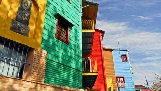 La Boca, Buenos Aires voyage argentine