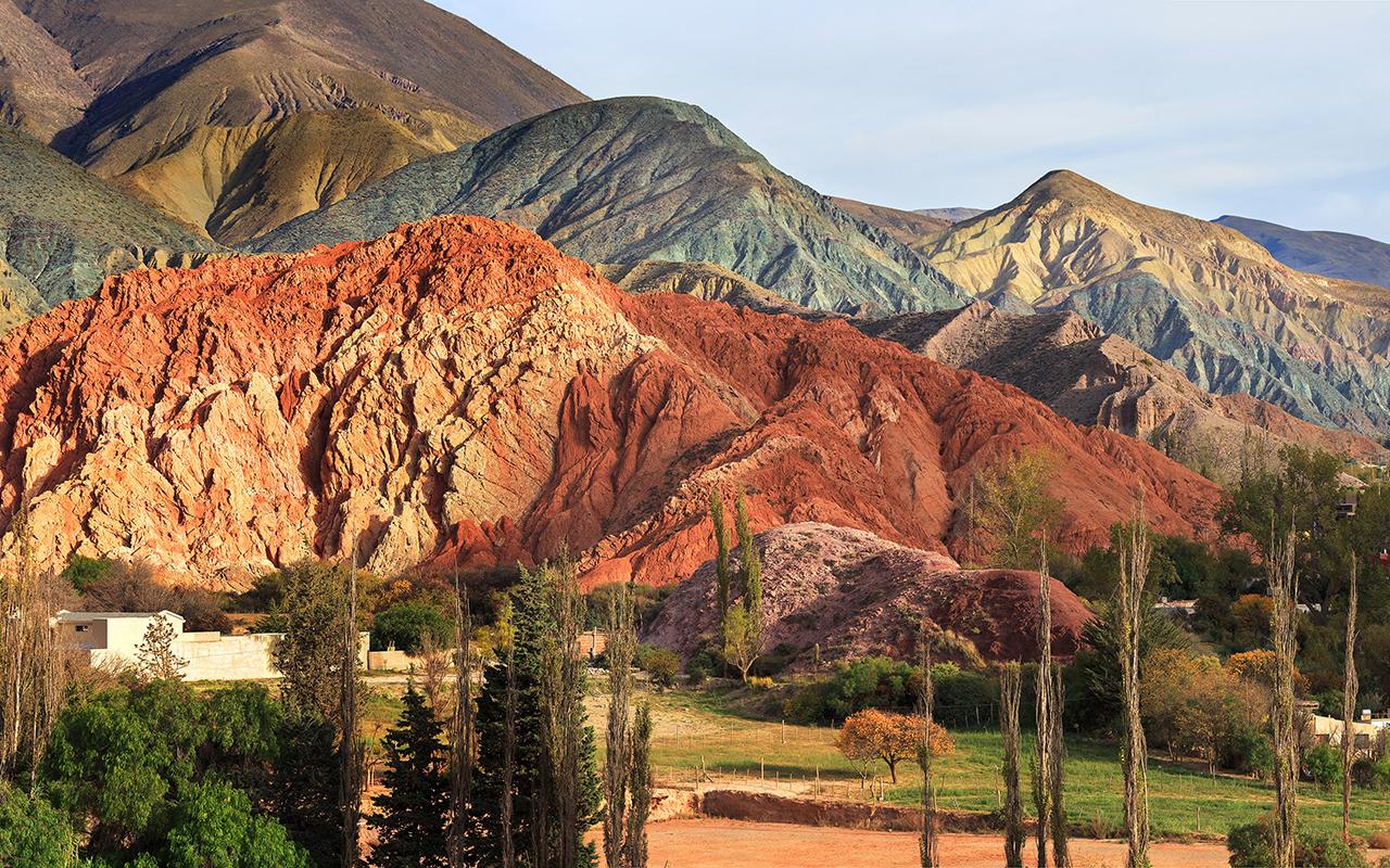 trekking tilcara calilegua - terra altiplano voyages