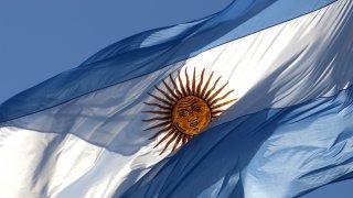 drapeau argentin buenos aires voyage argentine