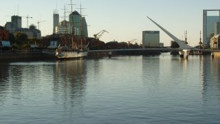 Puerto Madero buenos aires voyage argentine