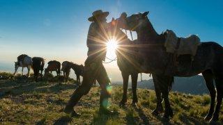 randonnée à cheval nord-ouest argentin salta