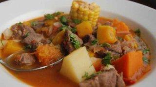 recette typiques gastronomie locale salta argentine carbonada