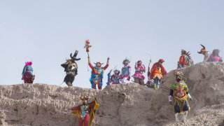 Se fondre dans le Carnaval de la Quebrada de Humahuaca