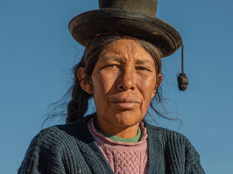 Culture andine et paysage d'altitude