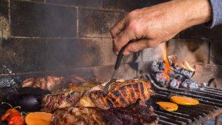 Gastronomie, Chicoana voyage argentine salta