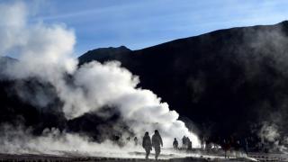 geysers del tatio - terra altiplano