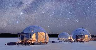 Glamping Pristine camps salinas grandes argentine terra altiplano agence locale