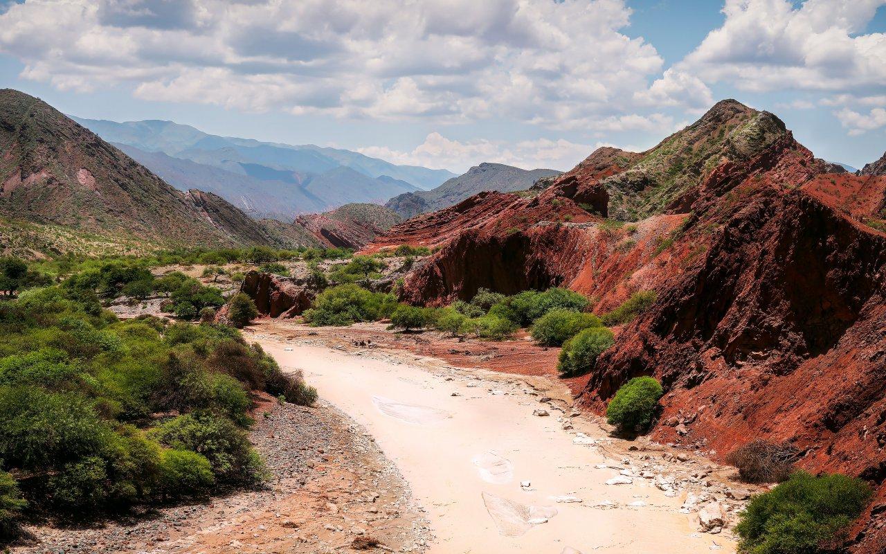 géographie parc nationaux climat nord ouest argentine