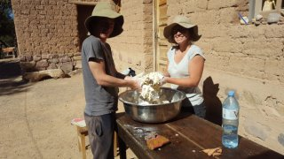 Hornaditas communauté voyage terra altiplano