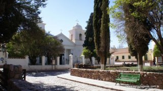 Eglise Humahuaca place voyage jujuy Argentine
