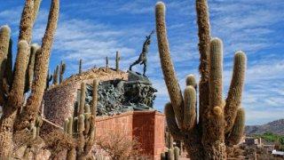 Monument indépendance humahuaca jujuy voyage argentine