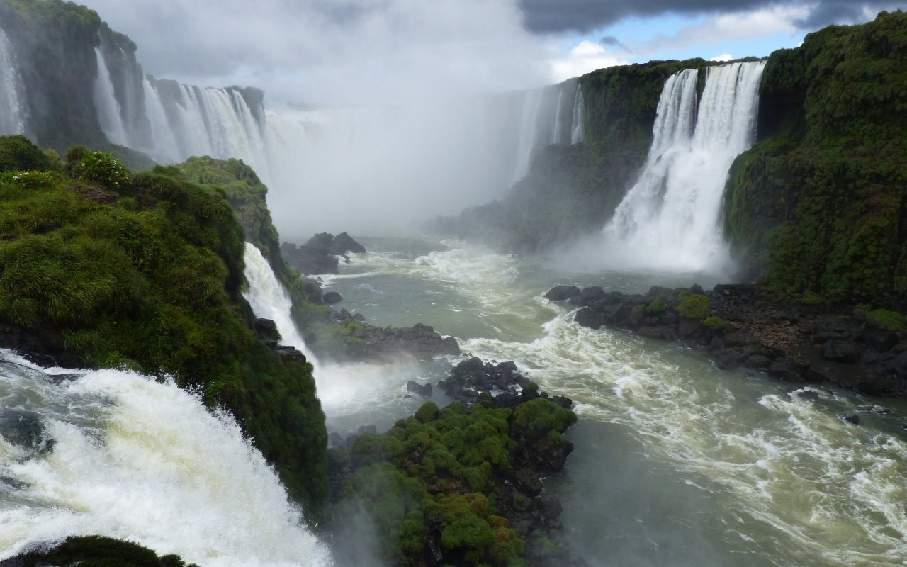 chutes iguazu - terra altiplano voyages