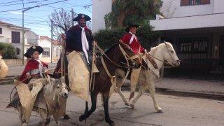 salta güemes tradition argentine