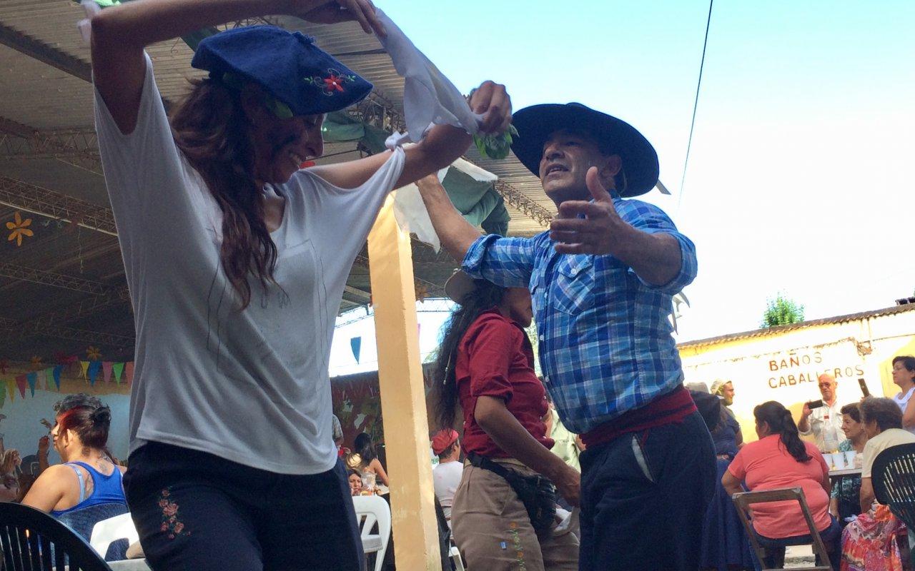 folklore salta voyage argentine