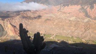 Incahuasi sillon Inca trekking Salta nord ouest argentin