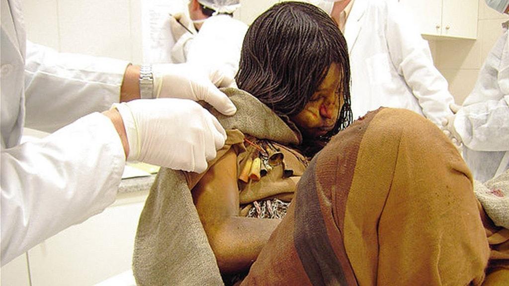 Momie Inca, la Doncela - musée MAAM - voyage culture inca salta