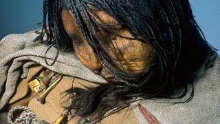 Momies inca du Llullaillaco - visite ville salta musée maam