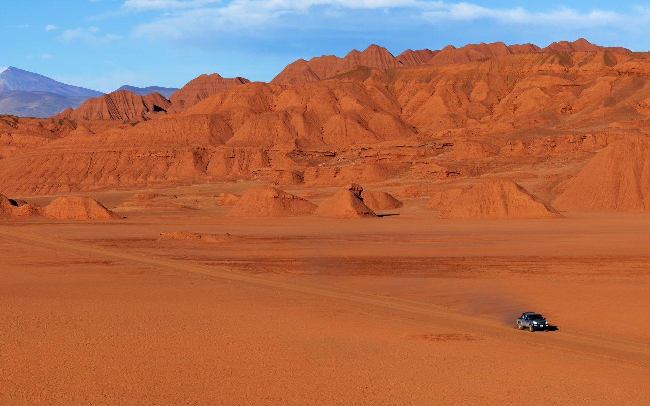 Los Desiertos del Laberinto & del Diablo