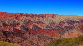 Quebrada humahuaca - jujuy - voyage nord ouest argentine