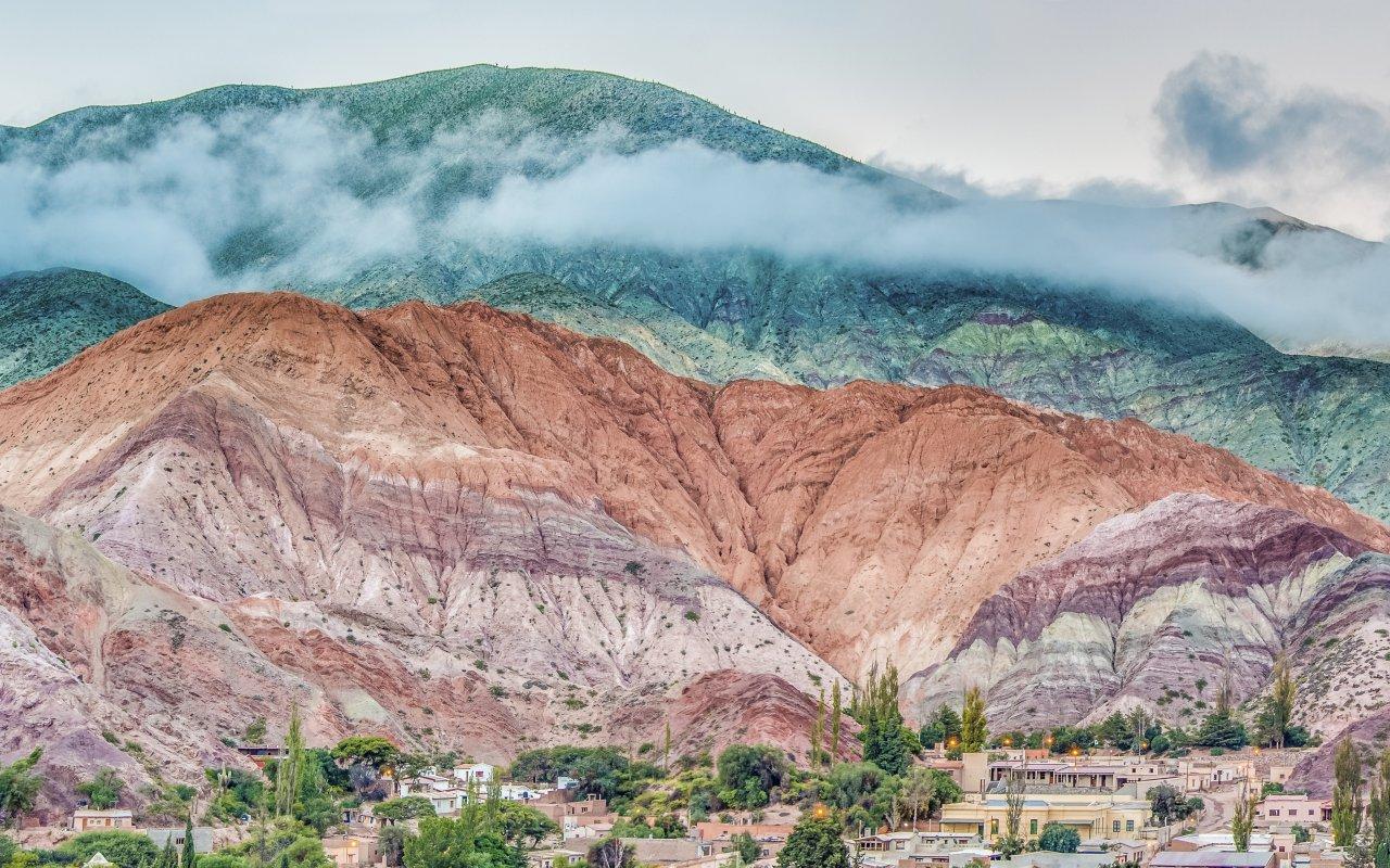 La Quebrada de humahuaca unesco voyage argentine