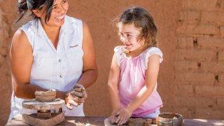 A la rencontre de la culture Andine