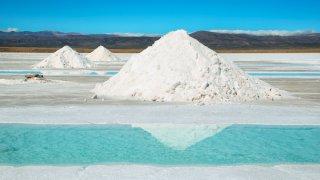 salinas argentine - terra altiplano