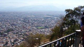 Ville de Salta voyage nord-ouest argentine