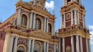 visite de Salta eglise san francisco - voyage nord-ouest argentin