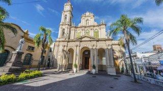 Cathédrale de Jujuy, voyage salta jujuy