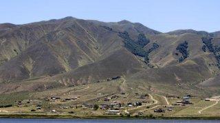 Tafi del valle dique Tucuman