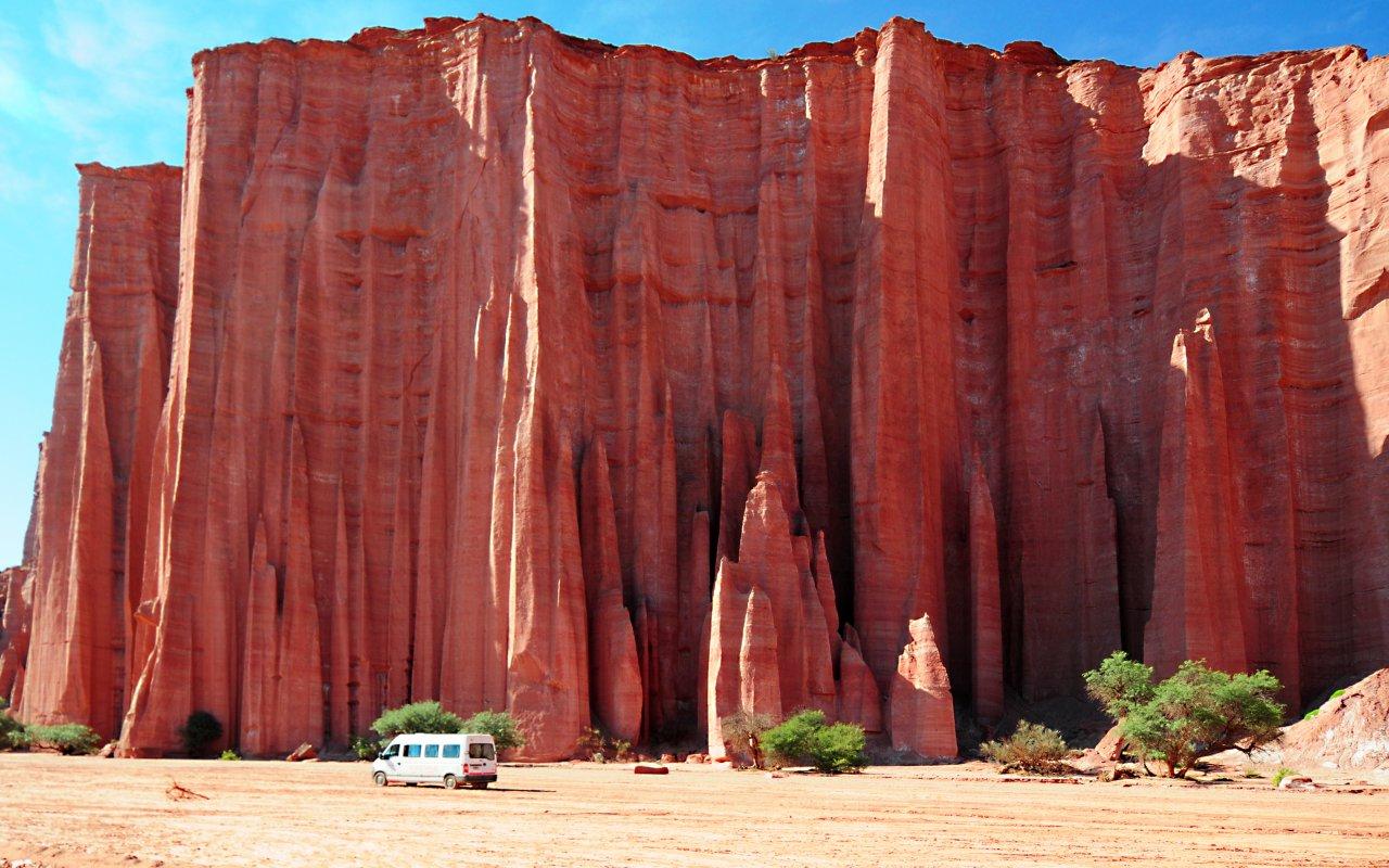 parc Talampaya site unesco argentine