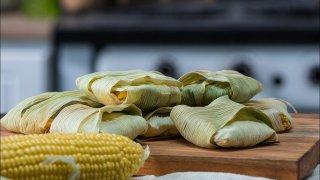 Tamal recette gastronomie chicoana voyage argentine Salta