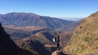Valle encantado Salta