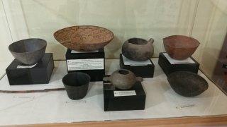 Pièces du musée d'Antofagasta de la Sierra voyage argentine catamarca