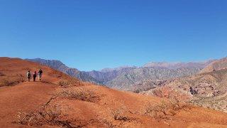 randonnée cafayate salta argentine
