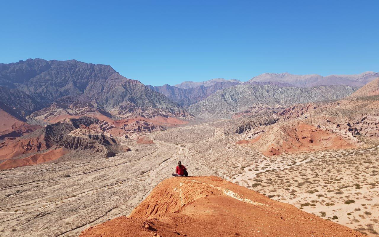 randonnée yesera - voyage nord ouest argentin