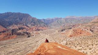 Randonnée à la Yesera: voyagez au coeur du Crétacé