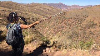 Rencontre: Eva, guide locale dans la région de Salta