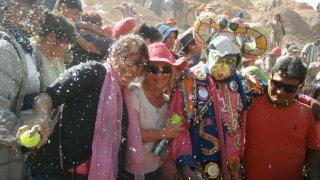 carnaval quebrada de humahuaca terra altiplano