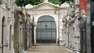 Cimetière de Recoleta Buenos Aires